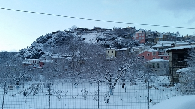 lesvos in white _agiasos